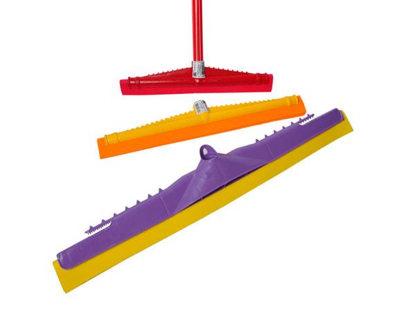 Rodo Plástico puxa e seca 30cm com Cabo Coa Fácil - Ref.: 11